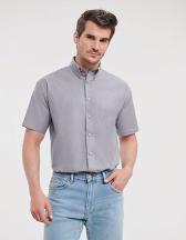 Men´s Short Sleeve  Classic Oxford Shirt